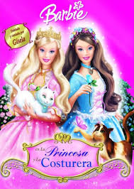 barbie la princesa y la costurera