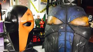 deathstroke halloween costumes deathstroke body armor youtube