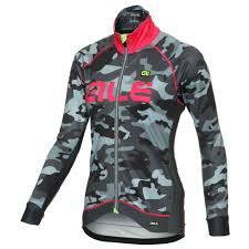 best thermal cycling jacket wiggle alé