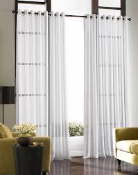 accessories adorable window treatment decoration using grommet top