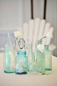 Coastal Bathroom Decor Bathroom Contempo Image Of Scrub Light Blue Beach Glass Bath