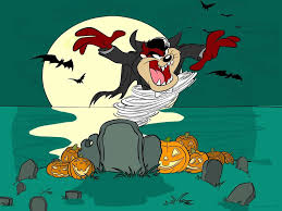 cartoons wallpaper taz halloween halloween pinterest