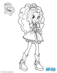 pinkie pie coloring page coloring pages t pinterest