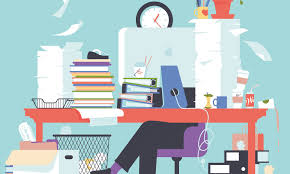 What a Messy Desk Says About You   The New York Times Well   The New York Times