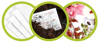 Grow Good Things   Seed Paper Promotional Products Plant The Seed Paper   Watch It GROW
