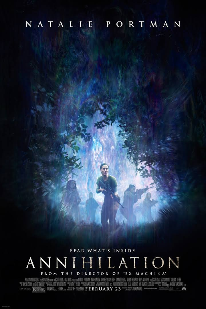 Image result for Annihilation synopsis