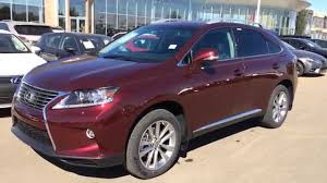 2014 lexus rx 350 for sale by owner 2015 lexus rx 350 awd red claret mica on black touring package