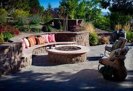 simple backyard creations fire pit best loversiq