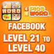 4 Picks One Word Cheats Level 260