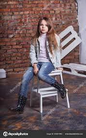 little girls pose chair|Little girl yellow chair photography session six year old ...