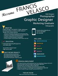 Powerpoint Portfolio Examples Graphic Designer Portfolio Resume Resume For Your Job Application