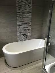 Modern Grey Bathroom Ideas The 25 Best Mosaic Tile Bathrooms Ideas On Pinterest Subway