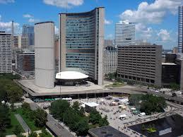 مدينة تورونتو الكندية.  ح