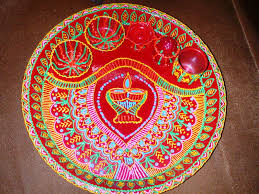 Diwali Decoration In Home 15 Beautiful Design Of Diwali Pooja Thali Decoration Now You Can