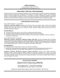 Sample Logistics Resume by F And B Controller Cover Letter