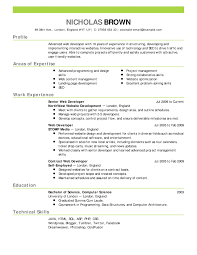 Combination Resume Format Resume Template Job History 21 Cover Letter For In Basic Word 79