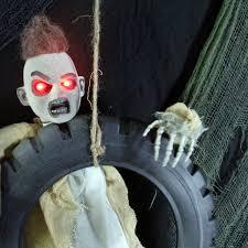 Halloween Skeleton Props by Halloween Haunters Hanging Props