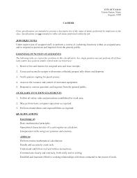 Job Resume Chef by Cover Letter Skills For Customer Service Resume Hr Truck License