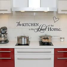 online get cheap kitchen wall letters aliexpress com alibaba group new arrival useful creative diy kitchen home letter heart pattern pvc removable wall sticker home decor