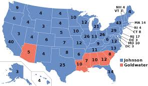 united states presidential election 1964 wikipedia