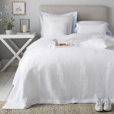 bed cushions bedspreads u0026 throws bedroom the white company uk