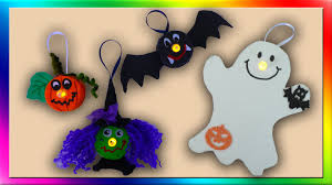 quick easy halloween crafts easy halloween crafts youtube