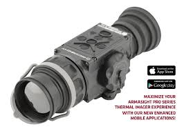 thermal imaging clip on system armasight by flir apollo pro mr 336