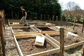 Planning A Raised Bed Vegetable Garden by Garden Ideas Vegetable Garden Design Raised Beds Photo On