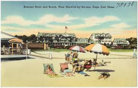 belmont hotel and beach west harwich by the sea cape cod mass