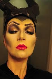kl artistry halloween maleficent and vampire makeup