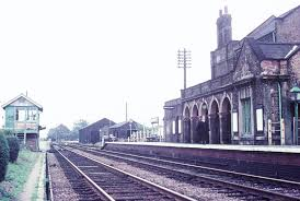 Chatteris railway station