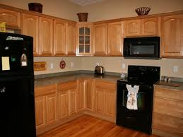 Paint Colors For Kitchen Walls With Oak Cabinets Incredible Kitchen Paint With Oak Cabinets Colors Light Maple Wall
