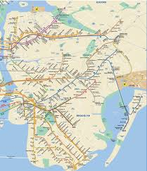 Subway Nyc Map by Ny Subway Map Queens My Blog