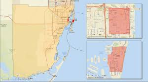 Florida Area Code Map by Advice For People Living In Or Traveling To South Florida Zika
