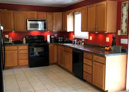 Good Colors For Kitchens With Oak Cabinets  Kitchen Cabinet Ideas - Good color for kitchen cabinets