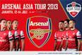 Daftar lengkap susunan pemain Indonesia Dream Team dan Arsenal