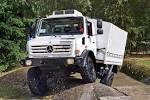 2013 vs. 2014 Mercedes-Benz Unimog Styling Showdown - Truck Trend