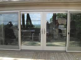 catflap in glass door jeld wen sliding glass door locks sliding doors