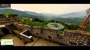 China Google Maps by Touring Google Maps Part 4 North Korea And Great Wall Of China
