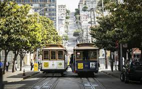 San Francisco Cable Car Map by Iconic San Francisco Cable Car Sightseeing And Fun