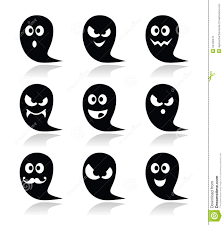 halloween ghost clipart black and white scary happy halloween ghost u2013 festival collections