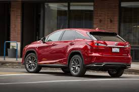 lexus rx 450h germany the hassle free hybrid 2016 lexus rx 450h f sport review carmagram
