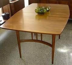 Danish Modern Dining Room Set  Mid Century Tables F Throughout - Century dining room tables