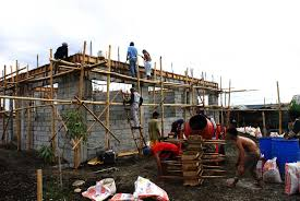 our philippine house project the structural heart of the house