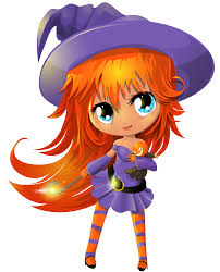 halloween cute clipart cute witch on image gallery hcpr