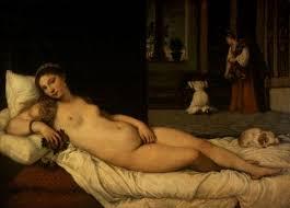 Venere Dormiente - Tiziano - 1505
