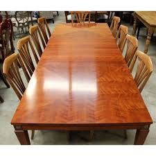 Used Dining Room Furniture Dining Tables Ethan Allen Bedroom Furniture 1960 U0027s Dining Room