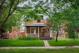 charming brick bungalow in denver historic district wants 595k