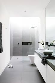 bathroom design grey tiles bathroom colour scheme black grey