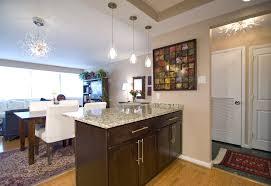 Pulley Pendant Light Dining Room Contemporary With Wood Flooring - Contemporary pendant lighting for dining room
